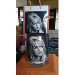 88 Zandschildering Brigitte Bardot