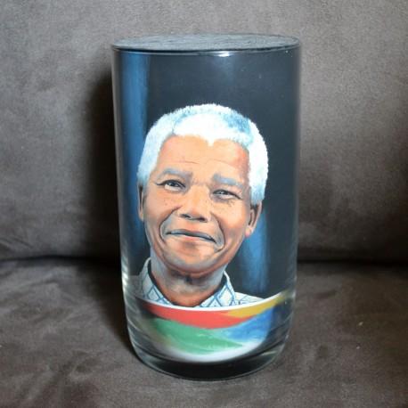 03 Zandschildering Nelson Mandela