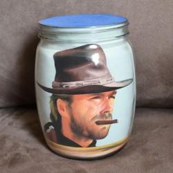 28 Zandschildering Clint Eastwood